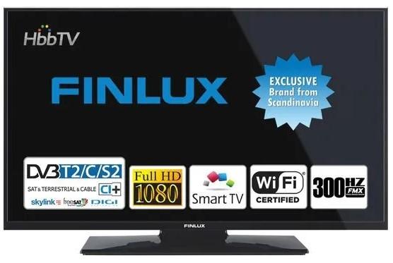 """TV s úhlopříčkou 40 až 43"""" (101 až 109 cm) Smart televize Finlux 39FFC5660 (2020) / 39"""" (99 cm)"""