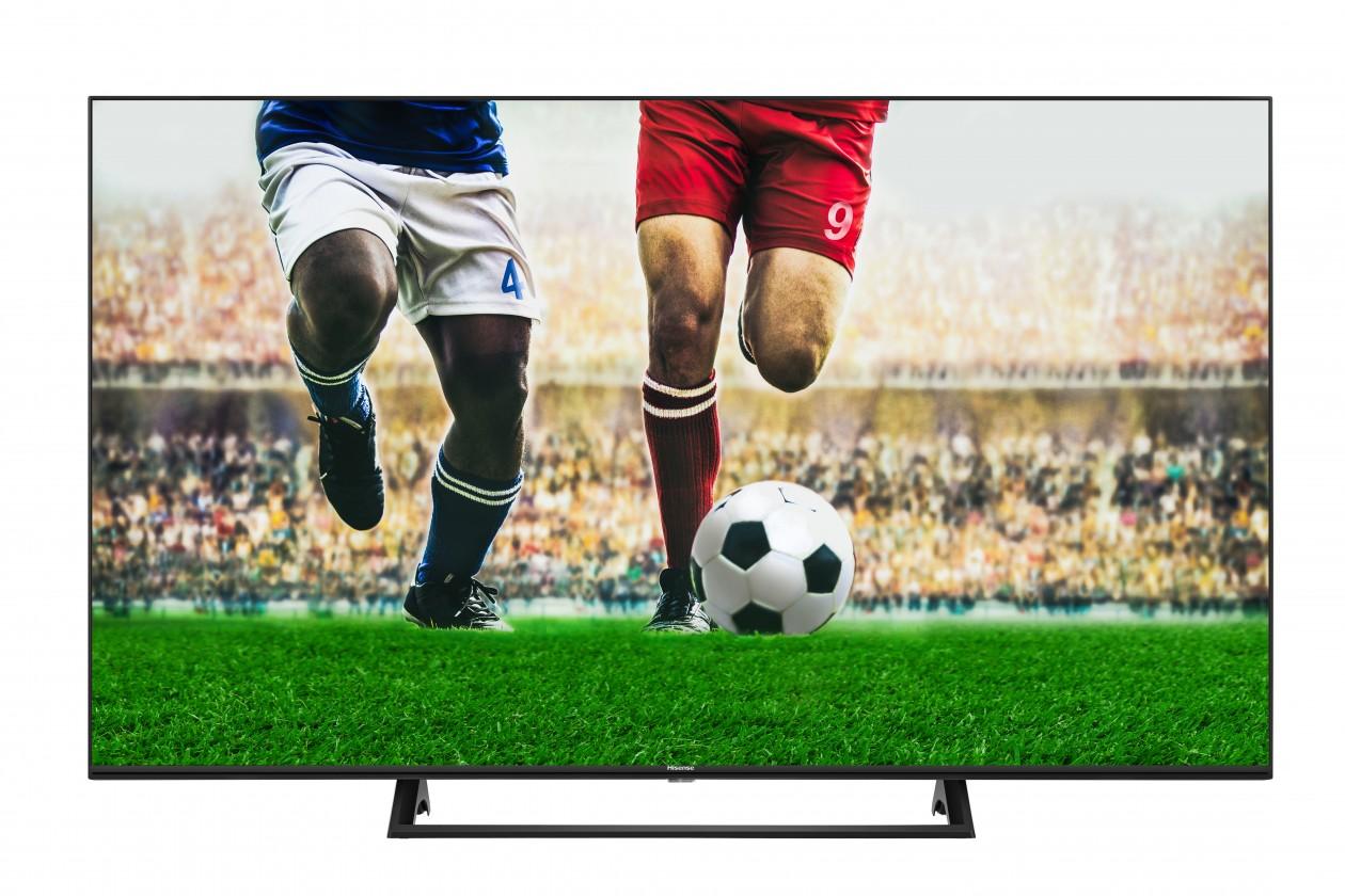 """TV s úhlopříčkou 40 až 43"""" (101 až 109 cm) Smart televize Hisense 43A7300F (2020) / 43"""" (108 cm) OBAL POŠKOZ"""