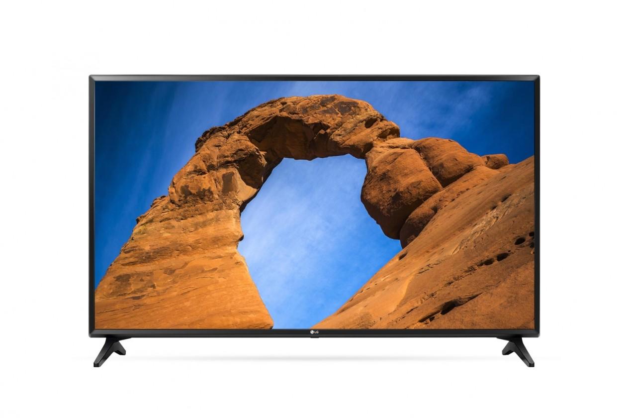 """TV s úhlopříčkou 40 až 43"""" (101 až 109 cm) Smart televize LG 43LK5900PLA (2018) / 43"""" (108 cm)"""