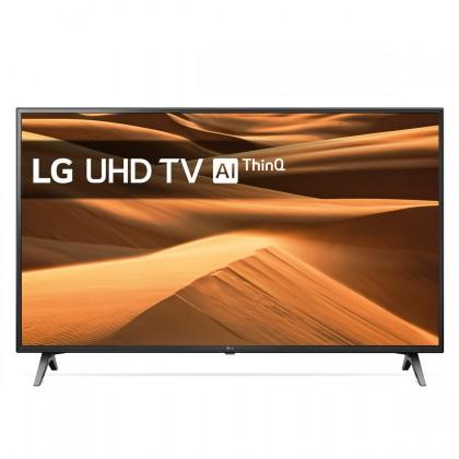 """TV s úhlopříčkou 40 až 43"""" (101 až 109 cm) Smart televize LG 43UM7100 (2019) / 43"""" (108 cm)"""