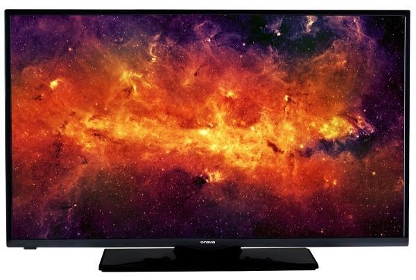 """TV s úhlopříčkou 40 až 43"""" (101 až 109 cm) Smart televize Orava LT-1021 (2019) / 39"""" (98 cm) POUŽITÉ, NEOPOT"""