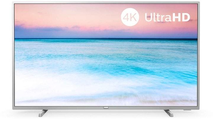 """TV s úhlopříčkou 40 až 43"""" (101 až 109 cm) Smart televize Philips 43PUS6554 (2019) / 43"""" (108 cm)"""