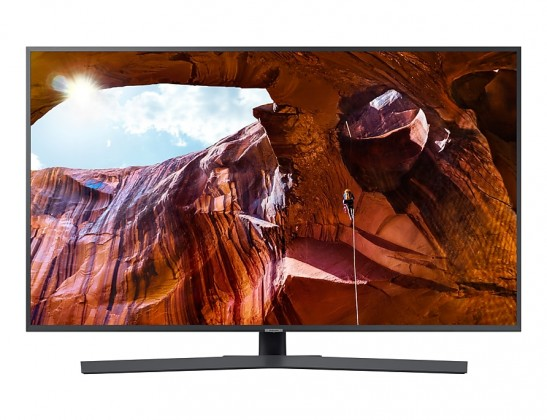 """TV s úhlopříčkou 40 až 43"""" (101 až 109 cm) Smart televize Samsung UE43RU7402 (2019) / 43"""" (108 cm)"""