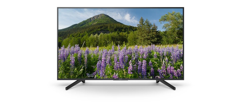 """TV s úhlopříčkou 40 až 43"""" (101 až 109 cm) Smart televize Sony Bravia KD43XF7096 (2018) / 43"""" (108 cm)"""