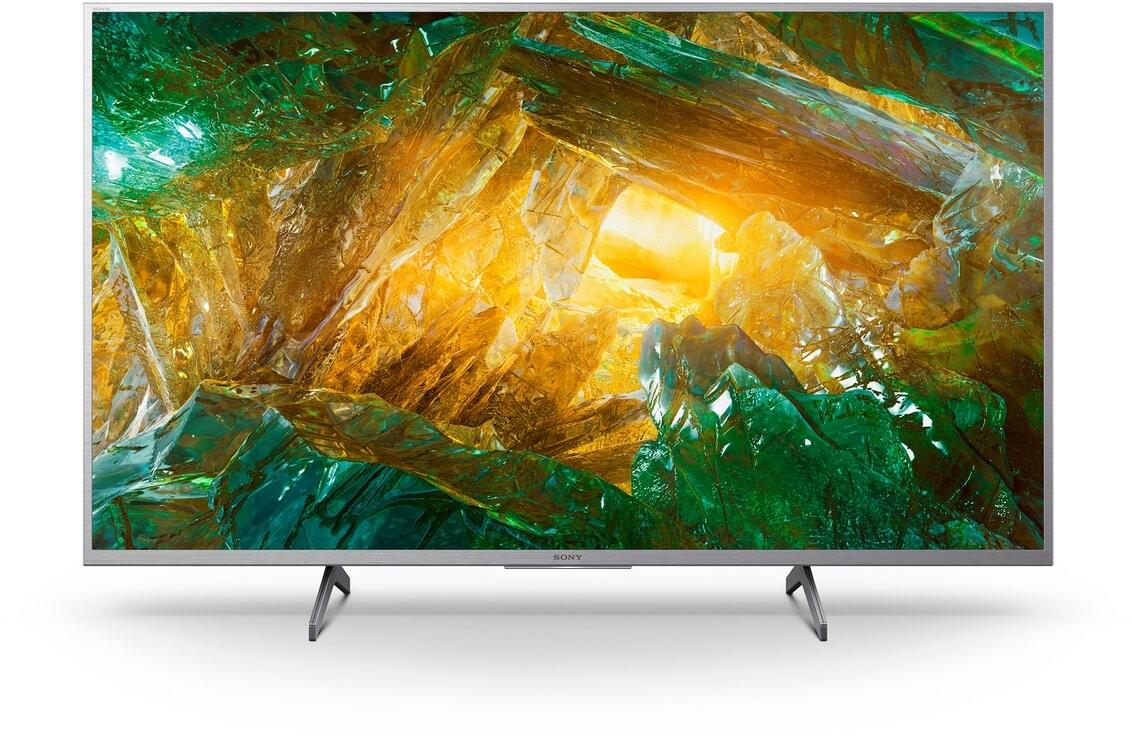 """TV s úhlopříčkou 40 až 43"""" (101 až 109 cm) Smart televize Sony KD-43XH8077 (2020) / 43"""" (108 cm)"""
