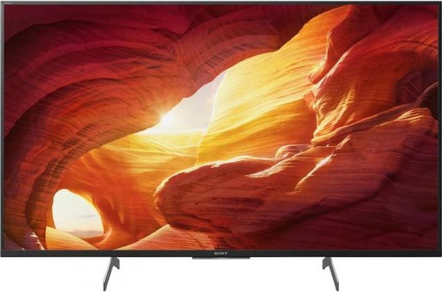 """TV s úhlopříčkou 40 až 43"""" (101 až 109 cm) Smart televize Sony KD-43XH8596 (2020) / 43"""" (108 cm) OBAL POŠKOZ"""