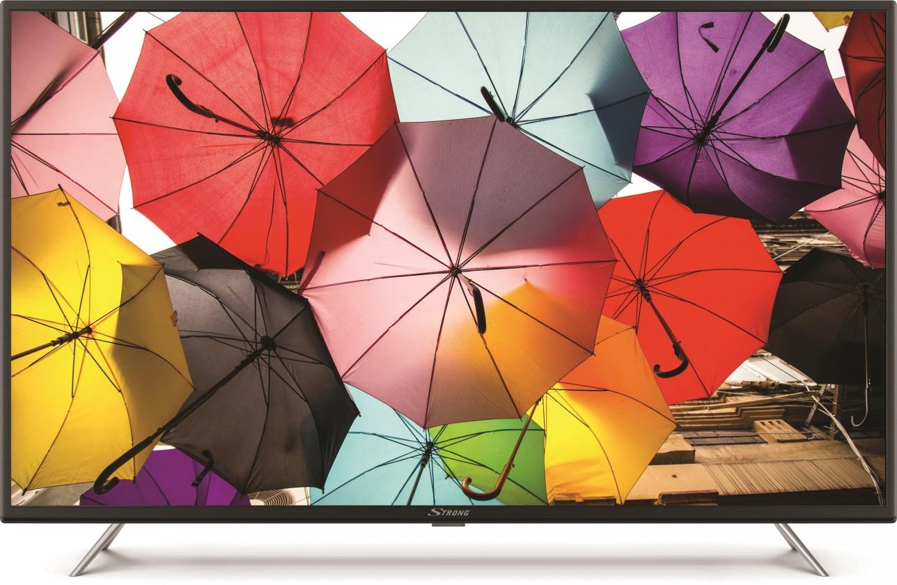 """TV s úhlopříčkou 40 až 43"""" (101 až 109 cm) Smart televize Strong SRT43UB6203 (2019) / 43"""" (108 cm)"""