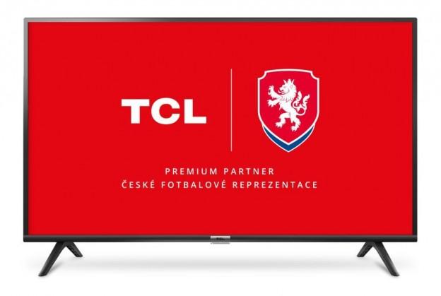 """TV s úhlopříčkou 40 až 43"""" (101 až 109 cm) Smart televize TCL 40ES561 (2019) / 40"""" (101 cm)"""