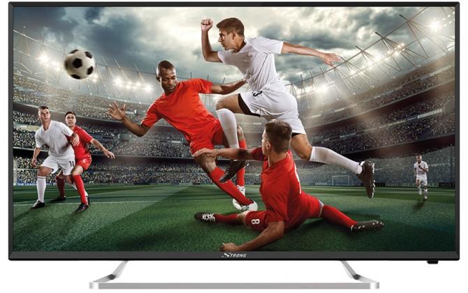 """TV s úhlopříčkou 40 až 43"""" (101 až 109 cm) Televize Strong SRT40FZ4013N (2018) / 40'' (101 cm)"""