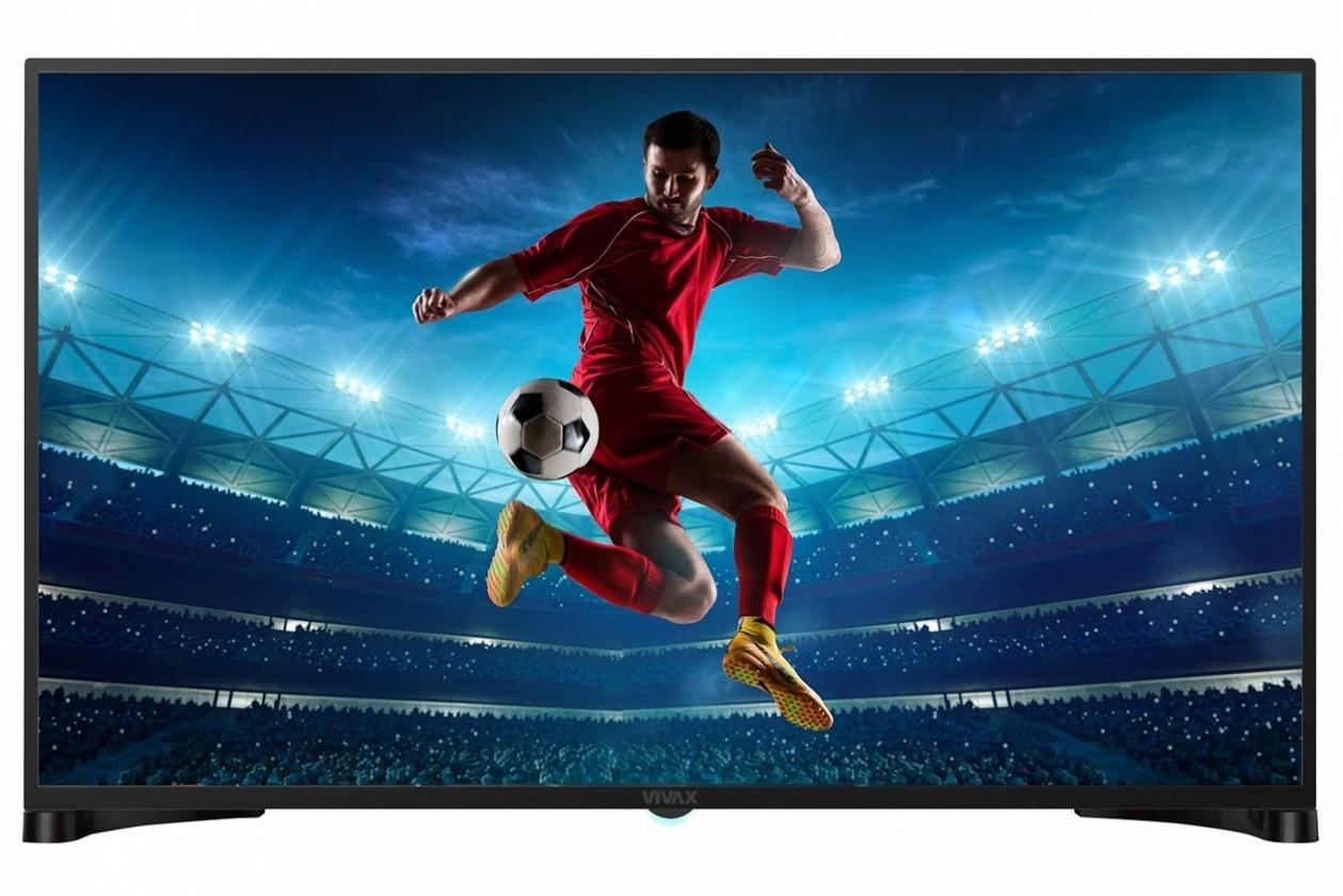 """TV s úhlopříčkou 40 až 43"""" (101 až 109 cm) Televize Vivax 43S60T2S2 (2020) / 43"""" (108 cm)"""