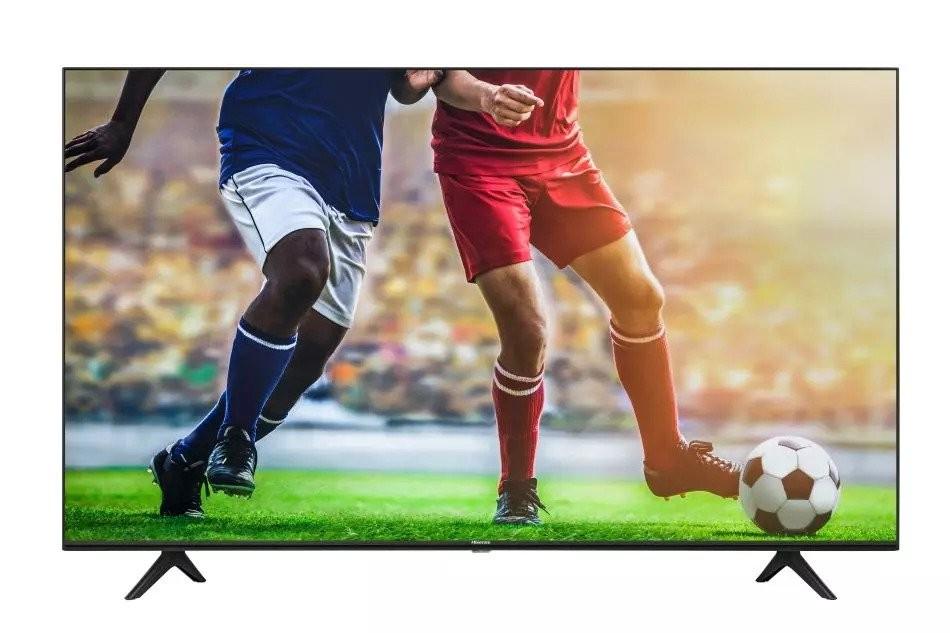 """TV s úhlopříčkou 48 až 50"""" (122 až 127 cm) Smart televize Hisense 50AE7000F (2020) / 50"""" (125 cm)"""