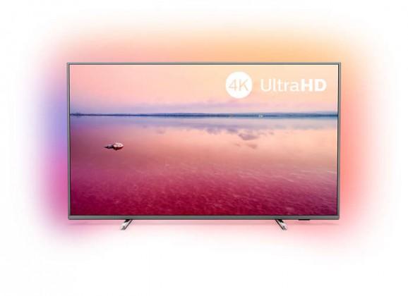 """TV s úhlopříčkou 48 až 50"""" (122 až 127 cm) Smart televize Philips 50PUS6754 (2019) / 50"""" (126 cm)"""