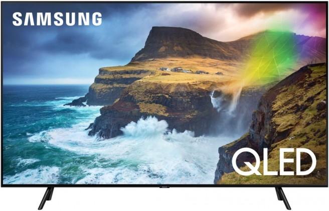 """TV s úhlopříčkou 48 až 50"""" (122 až 127 cm) Smart televize Samsung QE49Q70R (2019) / 49"""" (123 cm)"""