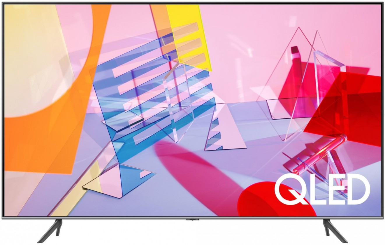 """TV s úhlopříčkou 48 až 50"""" (122 až 127 cm) Smart televize Samsung QE50Q64T (2020) / 50"""" (127 cm)"""