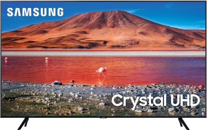 """TV s úhlopříčkou 48 až 50"""" (122 až 127 cm) Smart televize Samsung UE50TU7072 (2020) / 50"""" (127 cm)"""