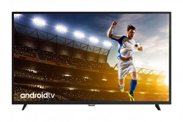 """TV s úhlopříčkou 48 až 50"""" (122 až 127 cm) Smart televize Vivax LED TV 49S60T2S2SM (2019) / 49"""" (124cm)"""
