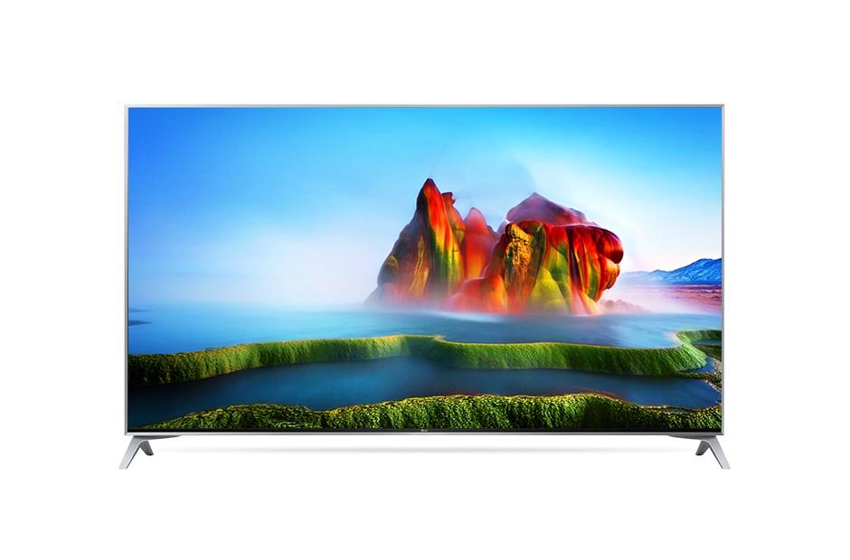 """TV s úhlopříčkou 55"""" (139 cm) LG 55SJ800V"""