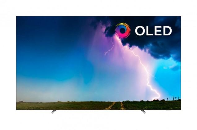 "TV s úhlopříčkou 55"" (139 cm) OLED televize Philips 55OLED754/12(2019) / 55"" (139cm)"