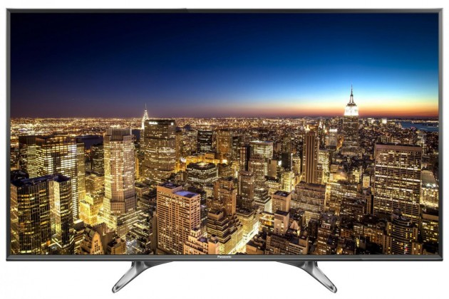 "TV s úhlopříčkou 55"" (139 cm) Panasonic TX-55DXU601"