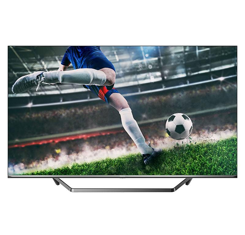 """TV s úhlopříčkou 55"""" (139 cm) Smart televize Hisense 55U7QF (2020) / 55"""" (138 cm) POUŽITÉ, NEOP"""
