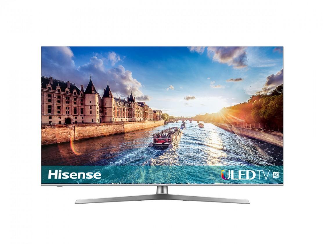 """TV s úhlopříčkou 55"""" (139 cm) Smart televize Hisense H55U8B (2019) / 55""""(138 cm)"""
