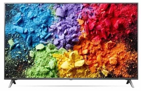 """TV s úhlopříčkou 55"""" (139 cm) Smart televize LG 55SK8000PLB (2018) / 55"""" (139 cm)"""