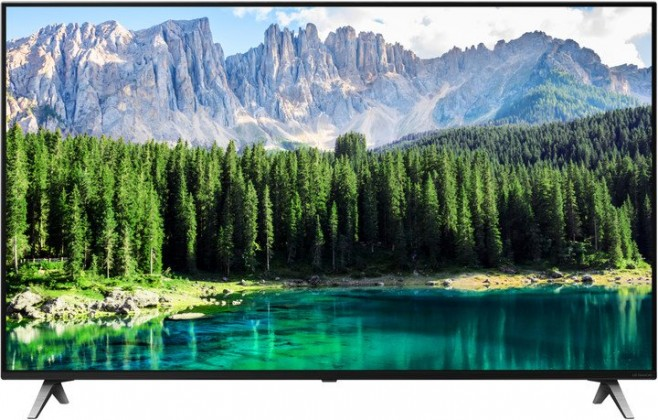 """TV s úhlopříčkou 55"""" (139 cm) Smart televize LG 55SM8500 (2019) / 55"""" (139 cm)"""