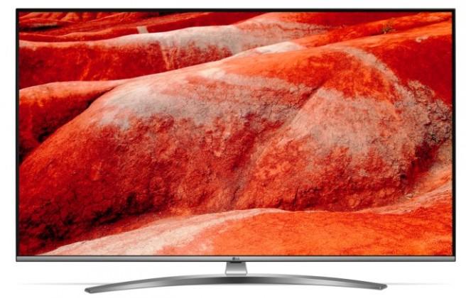 """TV s úhlopříčkou 55"""" (139 cm) Smart televize LG 55UM7610 (2019) / 55"""" (139 cm)"""