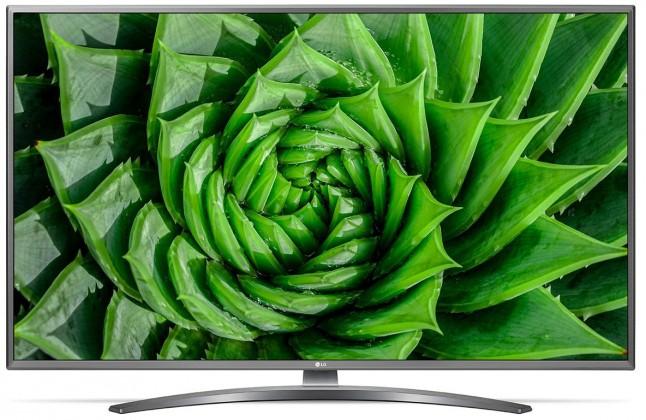 """TV s úhlopříčkou 55"""" (139 cm) Smart televize LG 55UN8100 (2020) / 55"""" (139 cm)"""