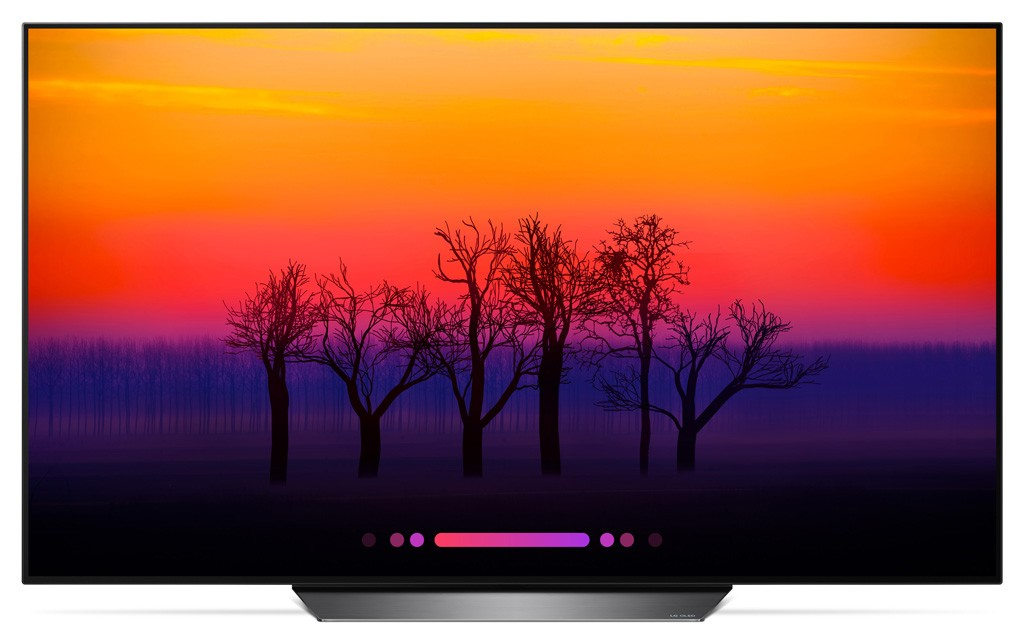 """TV s úhlopříčkou 55"""" (139 cm) Smart televize LG OLED55B8PLA (2018) / 55"""" (139 cm)"""