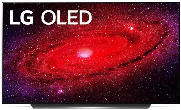 """TV s úhlopříčkou 55"""" (139 cm) Smart televize LG OLED55CX (2020) / 55"""" (139 cm) OBAL POŠKOZEN"""