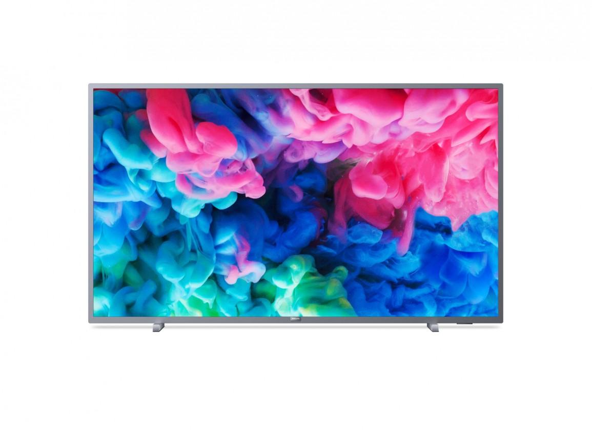 """TV s úhlopříčkou 55"""" (139 cm) Smart televize Philips 55PUS6523 (2018) / 55"""" (139 cm)"""