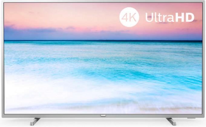 """TV s úhlopříčkou 55"""" (139 cm) Smart televize Philips 55PUS6554 (2019) / 55"""" (139 cm)"""