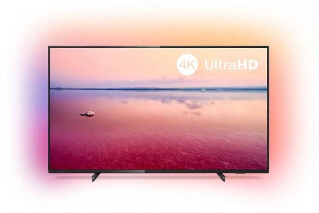 """TV s úhlopříčkou 55"""" (139 cm) Smart televize Philips 55PUS6704 (2019) / 55"""" (139 cm)"""