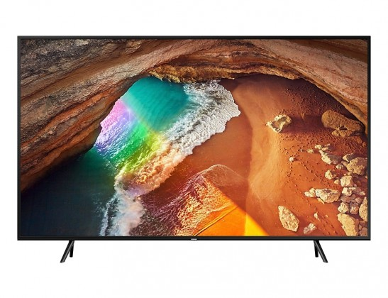"TV s úhlopříčkou 55"" (139 cm) Smart televize Samsung QE55Q60R (2019) / 55"" (138 cm)"