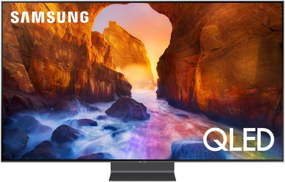 "TV s úhlopříčkou 55"" (139 cm) Smart televize Samsung QE55Q90R (2019) / 55"" (138 cm)"