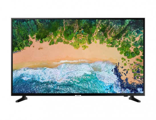 """TV s úhlopříčkou 55"""" (139 cm) Smart televize Samsung UE55NU7093 (2018) / 55"""" (138)"""