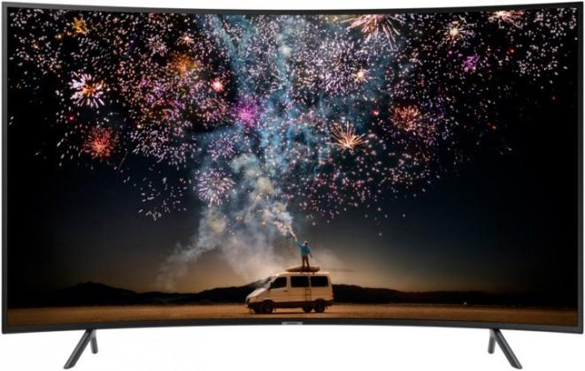 """TV s úhlopříčkou 55"""" (139 cm) Smart televize Samsung UE55RU7372 (2019) / 55"""" (138 cm)"""