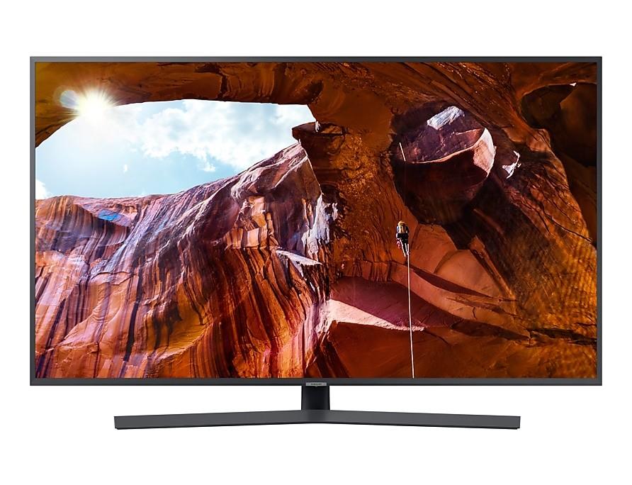 """TV s úhlopříčkou 55"""" (139 cm) Smart televize Samsung UE55RU7402 (2019) / 55"""" (138 cm)"""