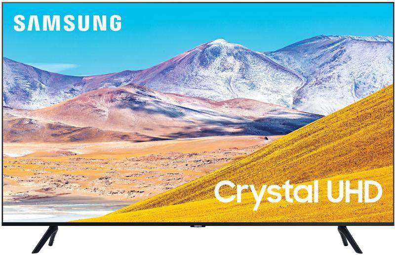 """TV s úhlopříčkou 55"""" (139 cm) Smart televize Samsung UE55TU8072 (2020) / 55"""" (140 cm)"""