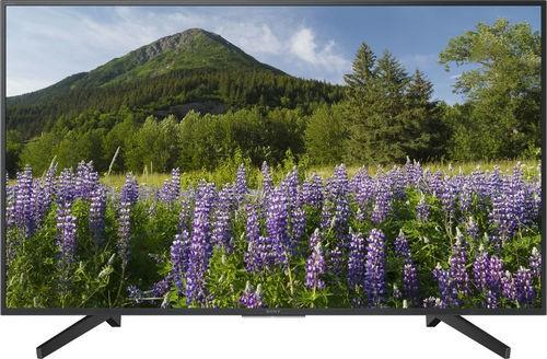 """TV s úhlopříčkou 55"""" (139 cm) Smart televize Sony Bravia KD55XF7096 (2018) / 55"""" (139 cm)"""