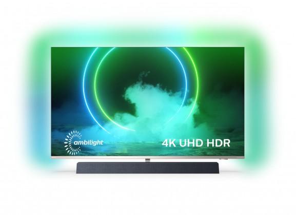 """TV s úhlopříčkou 55"""" (139 cm) Smart televízor Philips 55PUS9435 (2020) / 55"""" (139 cm)"""