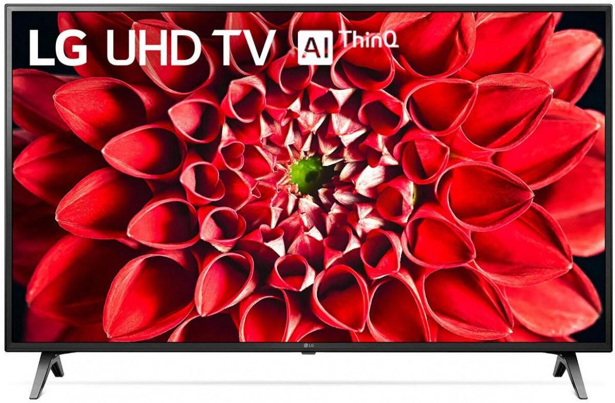 """TV s úhlopříčkou 58 až 60"""" (147 až 152 cm) Smart televize LG 60UN7100 (2020) / 60"""" (151 cm)"""