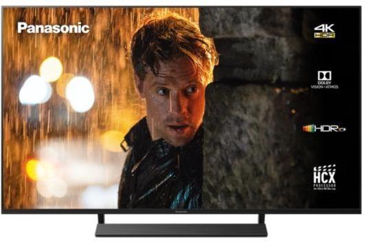 """TV s úhlopříčkou 58 až 60"""" (147 až 152 cm) Smart televize Panasonic TX-58GX800E (2019) / 58"""" (146 cm)"""