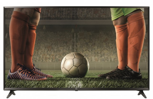 "TV s úhlopříčkou 65"" (165 cm) LG 65UK6100PLB"