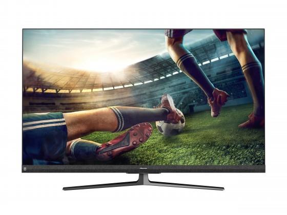 """TV s úhlopříčkou 65"""" (165 cm) Smart televize Hisense 65U8QF (2020) / 65"""" (163 cm)"""