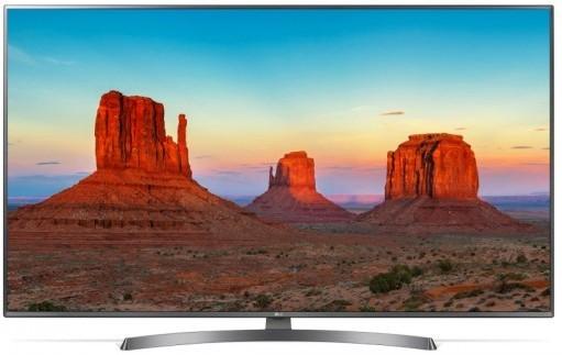 """TV s úhlopříčkou 65"""" (165 cm) Smart televize LG 65UK6750PLD (2018) / 65"""" (164 cm)"""