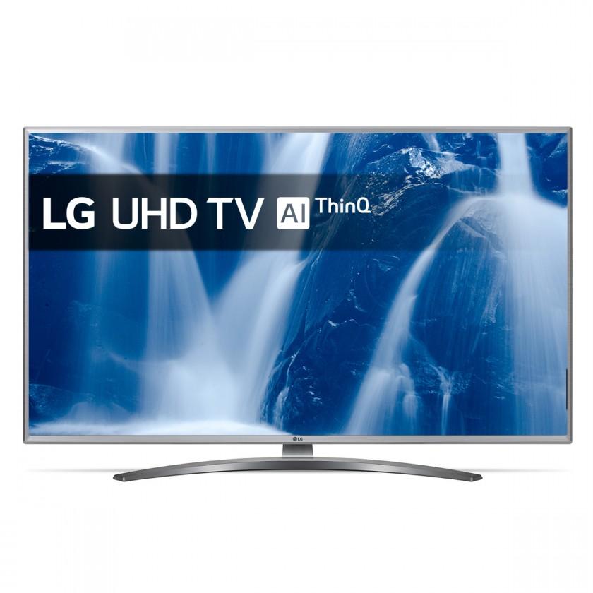 """TV s úhlopříčkou 65"""" (165 cm) Smart televize LG 65UM7610 (2019) / 65"""" (164 cm)"""