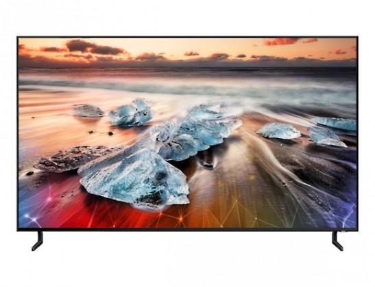 """TV s úhlopříčkou 65"""" (165 cm) Smart televize Samsung QE65Q950R / 65"""" (163cm) ROZBALENO"""