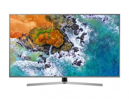 """TV s úhlopříčkou 65"""" (165 cm) Smart televize Samsung UE65NU7442 (2018) / 65"""" (163 cm)"""